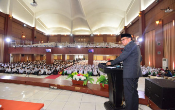 UIN Alauddin Makassar Siap Berkolaborasi dengan Pemprov Sulsel