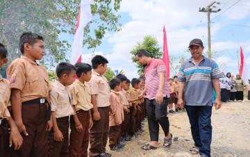 Wagub Silaturrahmi bersama Masyarakat Binuang Bone