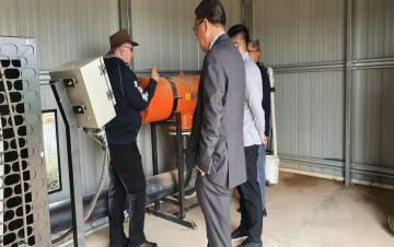 Gubernur Nurdin Tinjau Managemen Air di Australia