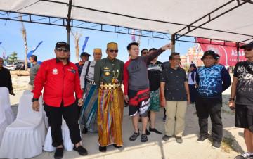 Gubernur Sulsel Minta Atlit Jet Ski Junjung Tinggi Sportifitas